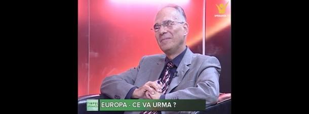 Timpul Sperantei – Europa-ce va urma?